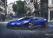 Jennings Motor Group Renders 10 Everyday Family Cars As Supercars - image 730214