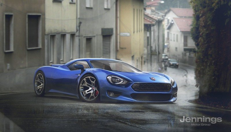 Jennings Motor Group Renders 10 Everyday Family Cars As Supercars