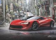 Jennings Motor Group Renders 10 Everyday Family Cars As Supercars - image 730218