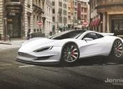 Jennings Motor Group Renders 10 Everyday Family Cars As Supercars - image 730221