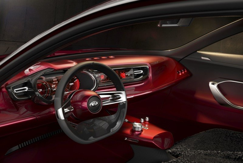 This Fancy Interior Is A Sign That Kia Is Taking The Luxury Path