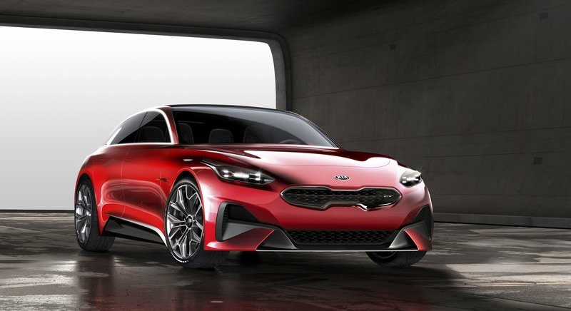The Kia Proceed Shooting Brake Could Debut at the Paris Motor Show