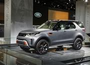 Wallpaper of the Day: 2018 Land Rover Discovery SVX - image 731634