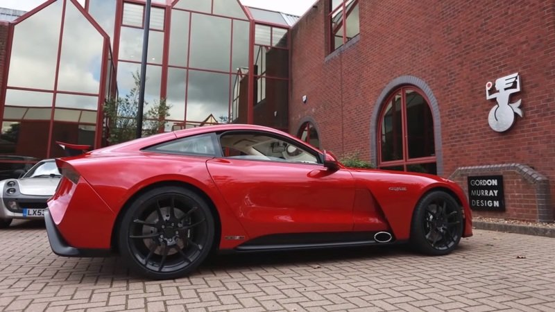 Les Edgar Is Pleased Enough With The TVR Griffith To Drop Some Expletives