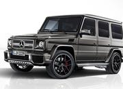 2017 Mercedes-AMG G 63 and Mercedes-AMG G 65 Exclusive Editions - image 729790