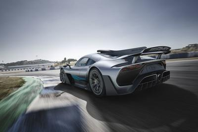 Mercedes Says the AMG Project One Has No Rivals