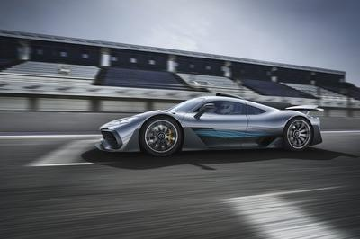 2020 Mercedes-AMG Project One - image 730635