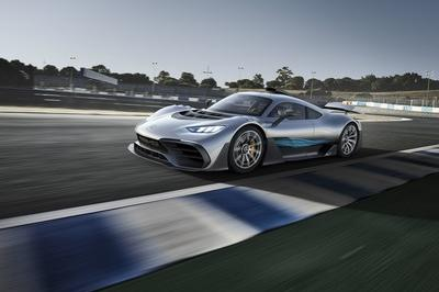 2020 Mercedes-AMG Project One - image 730644