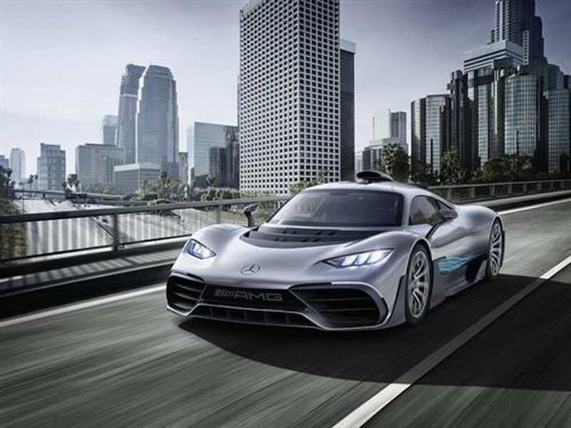 Why Does the AMG One Hypercar Sound Like a Spaceship?