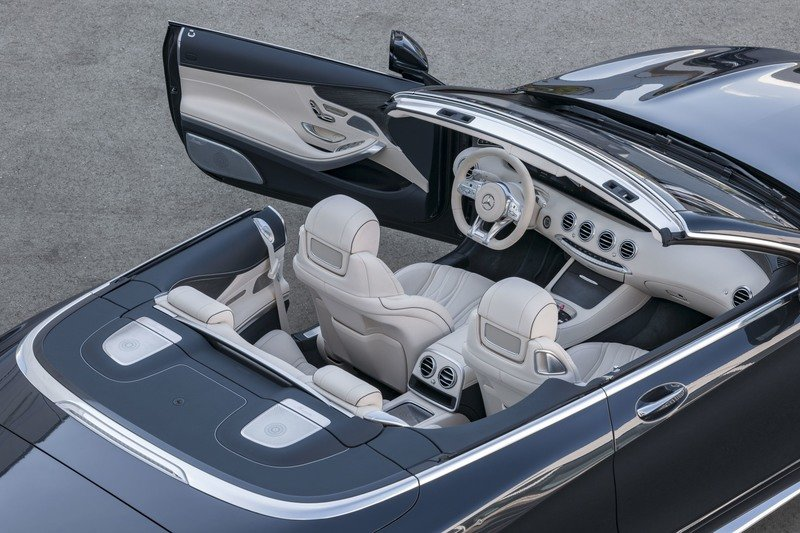 The Mercedes V-12 is Not Long for this World