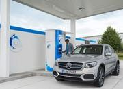 Here's Why Mercedes Is Doing the Right Thing with the Hydrogen GLC F-Cell - image 730932