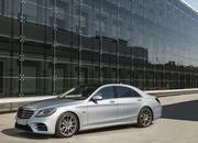 The Mercedes S-Class Family Grows with the Addition of the S 560 e Plug-in Hybrid - image 731102