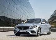 The Mercedes S-Class Family Grows with the Addition of the S 560 e Plug-in Hybrid - image 731105