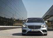 The Mercedes S-Class Family Grows with the Addition of the S 560 e Plug-in Hybrid - image 731106