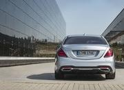 The Mercedes S-Class Family Grows with the Addition of the S 560 e Plug-in Hybrid - image 731107