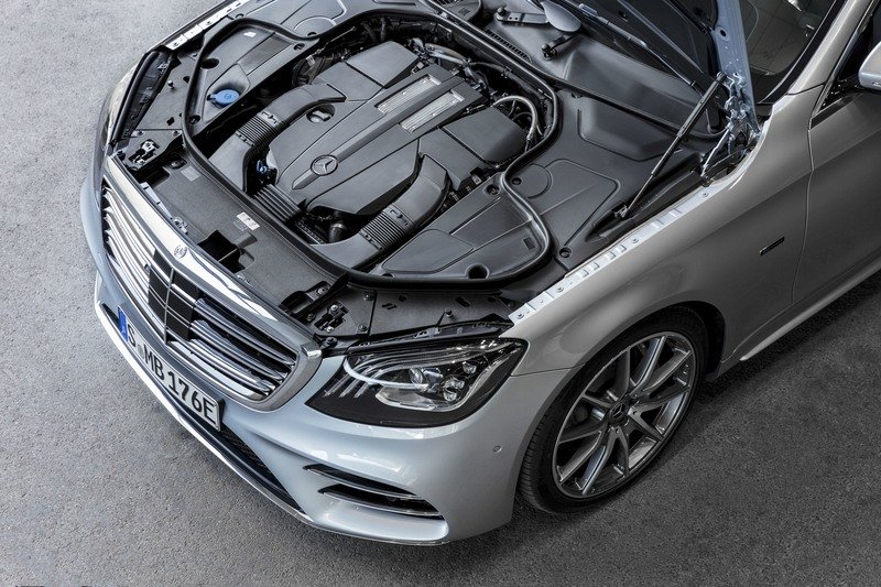 The Mercedes S-Class Family Grows with the Addition of the S 560 e Plug-in Hybrid Drivetrain High Resolution - image 731108