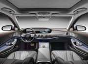 The Mercedes S-Class Family Grows with the Addition of the S 560 e Plug-in Hybrid - image 731117