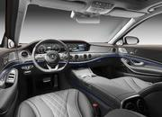 The Mercedes S-Class Family Grows with the Addition of the S 560 e Plug-in Hybrid - image 731119