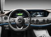 The Mercedes S-Class Family Grows with the Addition of the S 560 e Plug-in Hybrid - image 731120