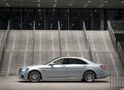 The Mercedes S-Class Family Grows with the Addition of the S 560 e Plug-in Hybrid - image 731093