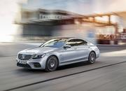 The Mercedes S-Class Family Grows with the Addition of the S 560 e Plug-in Hybrid - image 731277