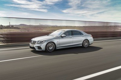 The Mercedes S-Class Family Grows with the Addition of the S 560 e Plug-in Hybrid - image 731096