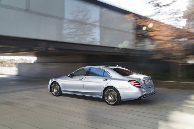The Mercedes S-Class Family Grows with the Addition of the S 560 e Plug-in Hybrid Wallpaper quality Exterior High Resolution - image 731098