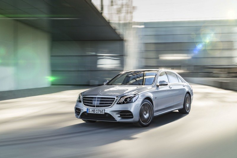 The Mercedes S-Class Family Grows with the Addition of the S 560 e Plug-in Hybrid Wallpaper quality Exterior High Resolution - image 731100