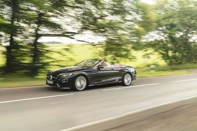 2019 Mercedes-Benz S-Class Cabriolet - image 729446