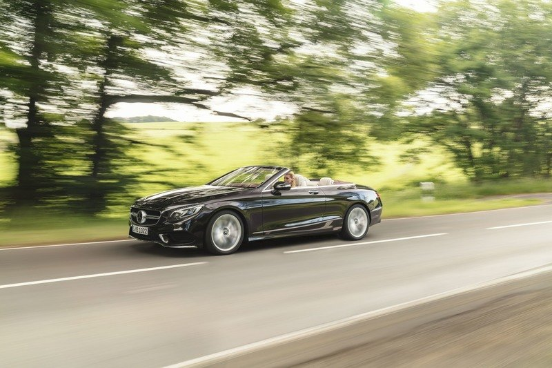 2019 Mercedes-Benz S-Class Cabriolet High Resolution Exterior Wallpaper quality - image 729446