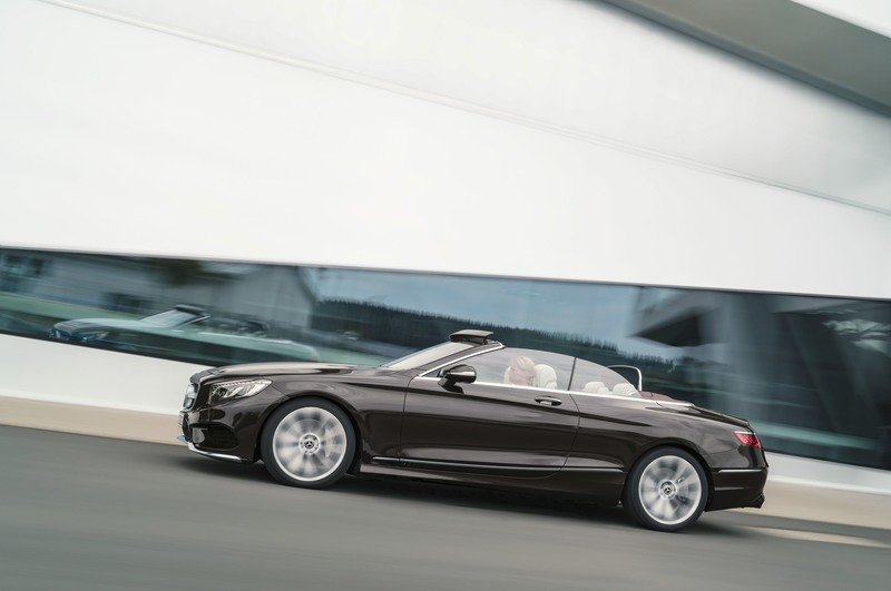 2019 Mercedes-Benz S-Class Cabriolet High Resolution Exterior - image 729433
