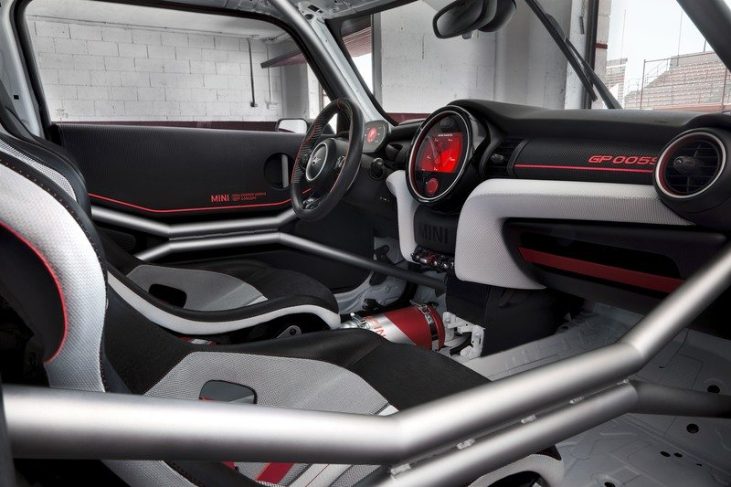 2017 Mini John Cooper Works GP Concept High Resolution Interior - image 729770