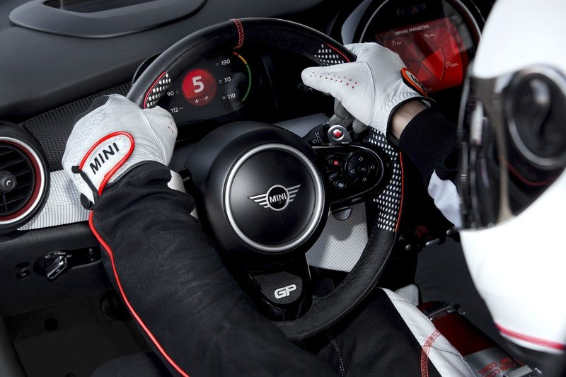 2017 Mini John Cooper Works GP Concept High Resolution Interior - image 729774