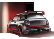 2017 Mini John Cooper Works GP Concept - image 729776