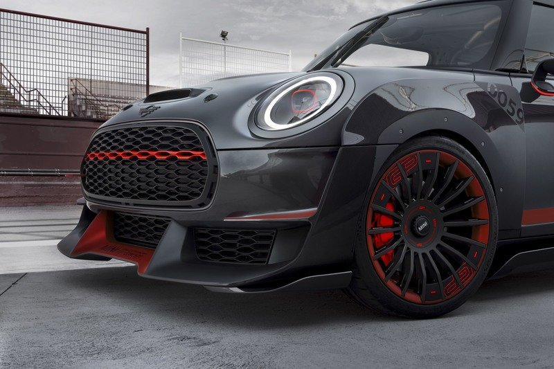 2017 Mini John Cooper Works GP Concept High Resolution Exterior - image 729788