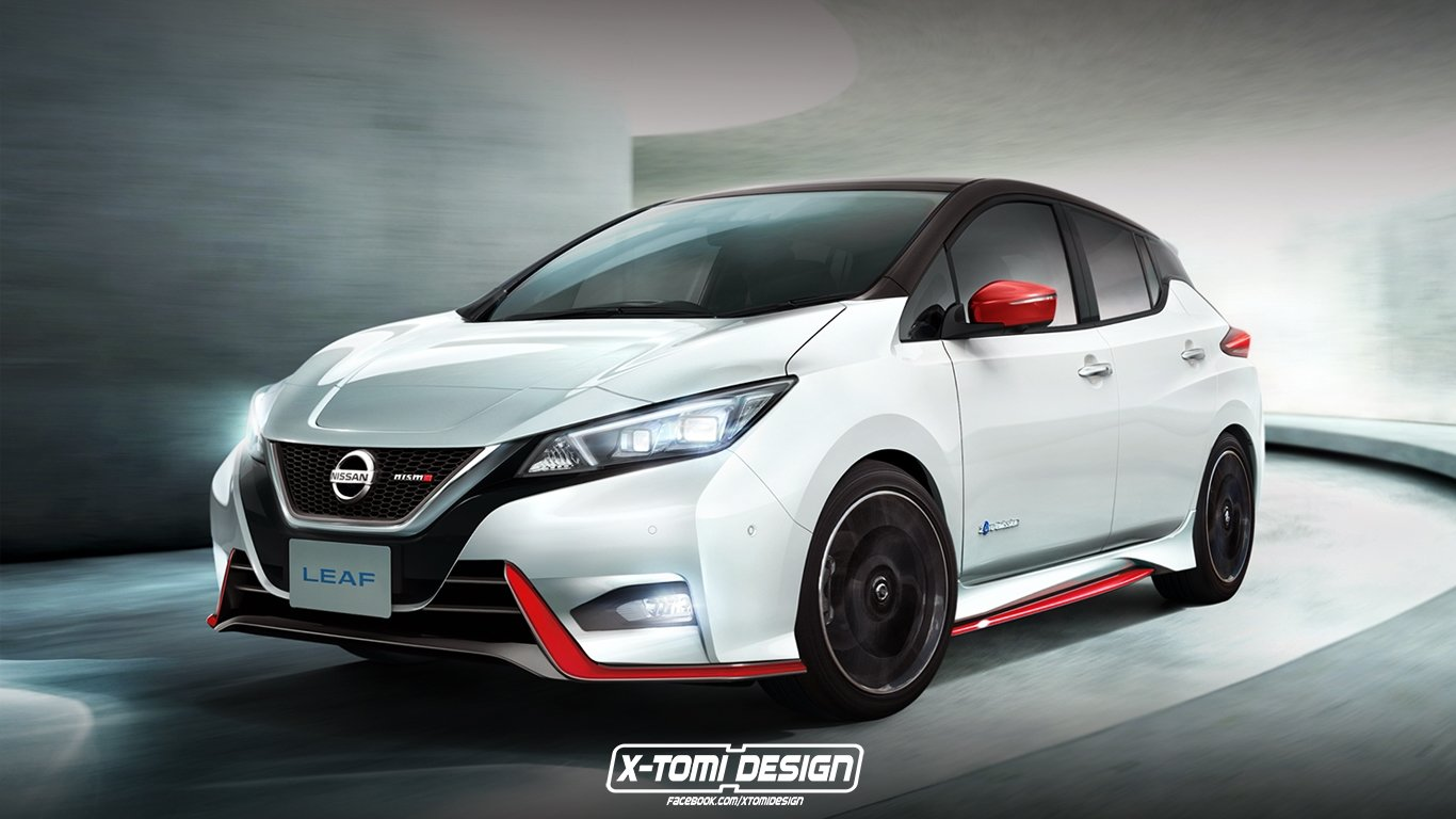 Nissan Leaf Nismo by X-Tomi Design