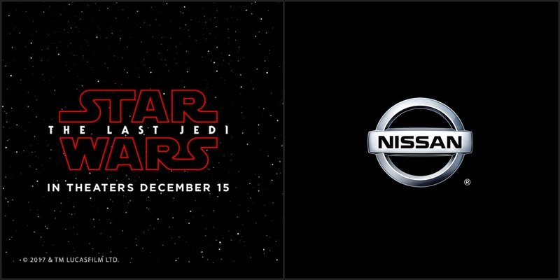 Nissan Returns As A Promotional Partner Of Star Wars