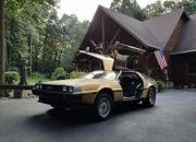 Nobody on eBay Wanted this 1983 DeLorean Plated in 24k Gold - image 729664