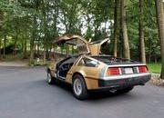 Nobody on eBay Wanted this 1983 DeLorean Plated in 24k Gold - image 729665