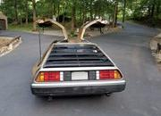 Nobody on eBay Wanted this 1983 DeLorean Plated in 24k Gold - image 729666