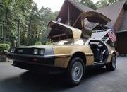 Nobody on eBay Wanted this 1983 DeLorean Plated in 24k Gold - image 729669