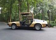 Nobody on eBay Wanted this 1983 DeLorean Plated in 24k Gold - image 729670