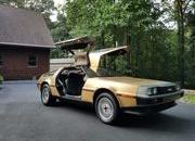 Nobody on eBay Wanted this 1983 DeLorean Plated in 24k Gold - image 729672