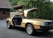 Nobody on eBay Wanted this 1983 DeLorean Plated in 24k Gold - image 729789