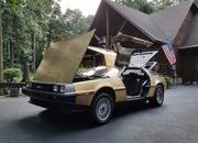 Nobody on eBay Wanted this 1983 DeLorean Plated in 24k Gold - image 729660