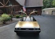 Nobody on eBay Wanted this 1983 DeLorean Plated in 24k Gold - image 729653