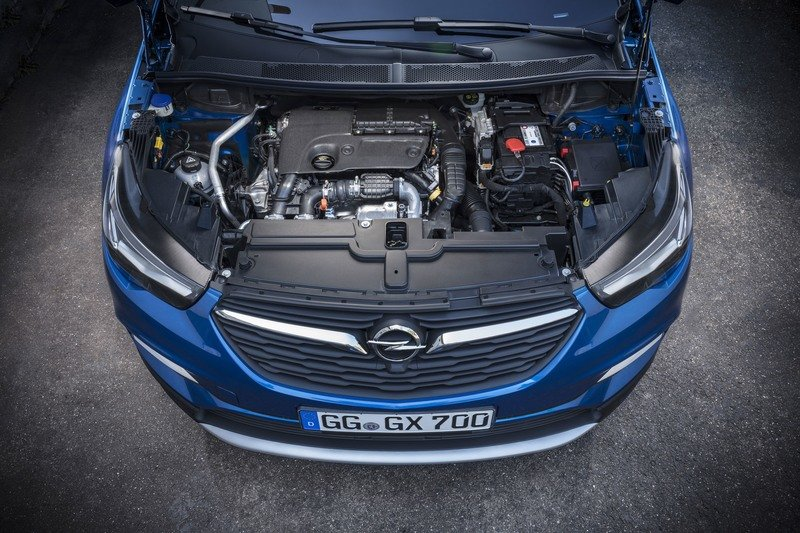 Opel Announces First Hybrid Vehicle at Frankfurt Auto Show High Resolution Drivetrain - image 730802