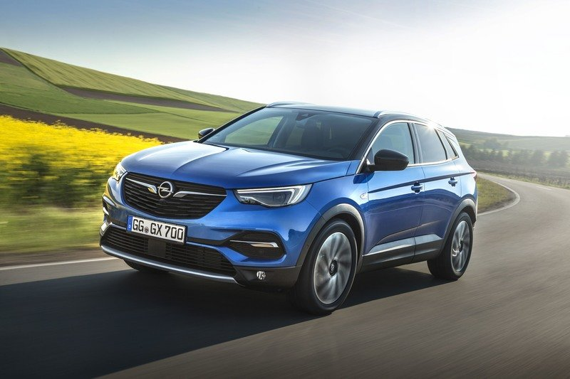 Opel Announces First Hybrid Vehicle at Frankfurt Auto Show High Resolution Exterior Wallpaper quality - image 730775