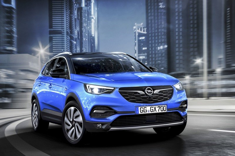 Opel Announces First Hybrid Vehicle at Frankfurt Auto Show