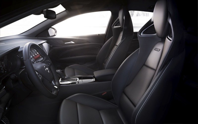 2018 Opel Insignia GSi Sports Tourer High Resolution Interior - image 731581